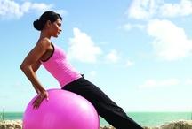 Sporttaa pinkissä
