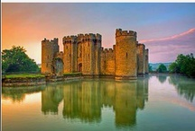 Castles in Kent / by Alkham Court Farmhouse B & B