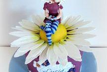 Mis tartas decoradas