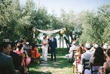 Gabe & Kellis, 13 June 2013. Tuscany, Villa Cicolina. / Wedding Design: Chic Wedding in Italy, Flower Decor: La Rosa Canina FIRENZE. Photo: Tommaso Torrini