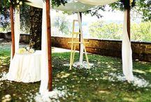 Kendra & Mark 06.23.13. Villa di Maiano Florence. Flower Decor: La Rosa Canina FIRENZE / Wedding in Tuscany