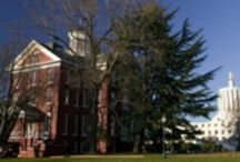 On Campus / by Willamette University Bearcats