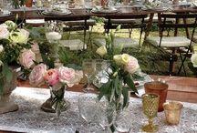 Villa Pipistrelli 29 Agosto 2013; Tuscany Wedding / Wedding Planning: Weddings International Flower Decor: La Rosa Canina FIRENZE