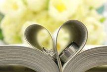 Engagement and Wedding!  / Engagement and wedding rings we love!