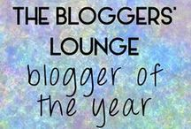 C O M P E T I T I O N S / Competitions for bloggers of all genres!