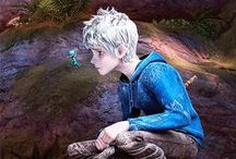 Jack Frost_ROTG❄ / If the Moon tells you something, believe it. ❄.   (I do not consider Jack Frost only as a sex symbol, but a boy with my same story...). I believe in the Guardians.