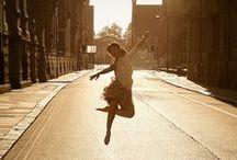 JUST DANCE / by J Elaine Jackson