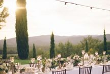 15 September 2014 on The Lane Blog / Wedding In Tuscany Floral Design: La Rosa Canina Planning: Sposiamovi Venue: Conti di San Bonifacio Make-Up: Lara Navarrini / by La Rosa Canina FIRENZE