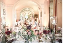 Rosa & Ben / 11 09 14 Wedding in TUSCANY Wedding Photographer: Angelica Braccini Planning: Sposiamovi Floral Design: La Rosa Canina Venue: Borgo Pignano Backstage photo: Tommaso Torrini / by La Rosa Canina FIRENZE
