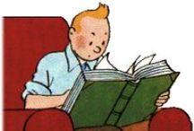 Tintin / Tintin is my hero.