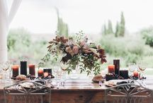 Tuscany Meets Africa Styled Photo Shoot La Rosa Canina / Tuscan Meets Africa Design and Florals: La Rosa Canina  Styled photo-shooting Destination Wedding. Planning and Production: Carolina Casini Tuscan Dream. Photo: Lisa Poggi & Gianluca Gasperoni  / by La Rosa Canina FIRENZE