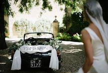 E & M from Norway for Romantic Tuscan Wedding / E & M from Norway for Romantic Tuscan Wedding Planning: Sposiamovi Florals: La Rosa Canina / by La Rosa Canina FIRENZE