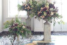 9.5.15                                              Villa Miani Roma.                            M&R Elegant Wedding in Rome. / Florals: La Rosa Canina Planning: Raffaella Alflatt Wedinitaly. Venue: Villa Miani Roma / by La Rosa Canina FIRENZE