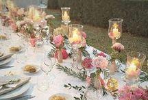 7.31.15 / Elissa & Paolo  Wedding in Borgo Stomennano  / by La Rosa Canina FIRENZE