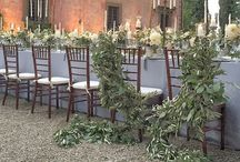 22 September 2015 / N&L Elegant Wedding In Tuscany  Florals: La Rosa Canina Planning: Sposiamovi