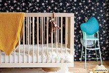 Oeuf Sparrow Collection / With its wide range of finishes, this stylish and versatile crib will co-ordinate with any nursery decor. Slim side rails and spindles give this crib a light, airy feel and make it a favorite of interior designers. Its high quality and sturdy construction means it will last for generations.