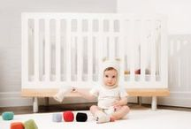 Oeuf Classic Collection / The Classic crib was created by parents who understand the importance of safety. This clean and contemporary piece is made from wood panels on a solid wood base, making it one of the sturdiest and safest cribs available. With the conversion kit, the Classic crib converts into a stylish toddler bed.