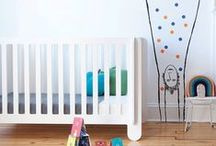 Oeuf Elephant Collection / Oeuf teams up with Spanish designer Carlos Tiscar to create the Elephant, a crib that can be assembled with minimal hardware in 10 minutes.