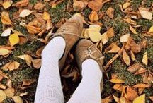Falling For Fall / Fall is a beautiful time of year, perfect for cozy picnics, delicious recipes, and the best clothes! Here's to fall romance!