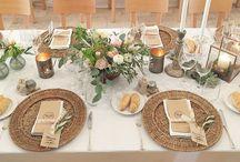 M&M October Wedding in Molise / Florals: La Rosa Canina