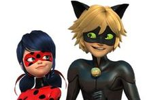 Miraculous Ladybug / Mostly Adrienette & Ladynoir here.