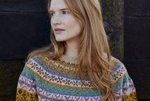 knits.....fairisle