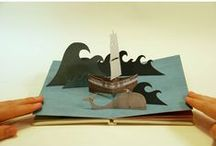 Pop Up Books / Pop Up Books are fun! Designed to surprise you, highly crafted and creative, the word of Pop-up books will never stop amazing you!