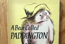 """Paddington Books / Michael Bond, creator of Paddington Bear's adventures, bought the teddy at Paddington after seeing it """"left alone on a shelf""""on Christmas Eve 1956, and took it home as a present for his wife Brenda."""