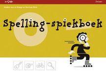 Ezelsbruggetjes, hulpkaarten en instructiefilmpjes / voor rekenen en spelling