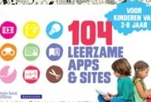 Ipad / Apps, etc. voor de ipad / by Ingrid Verschelling