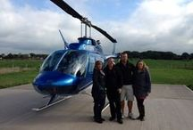 Pleasure Helicopter Flights