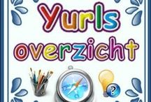Yurls / by Ingrid Verschelling