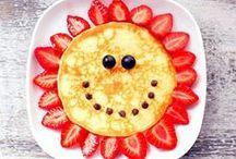 Recette du jour ... / Recettes créatives, dressages rigolos pour cuisiner à 4 mains, inspirations ludiques, recettes pour enfants très gourmandes ... la simplicité Kiri avec la recette du jour !