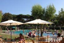 Campings in Spanje en Portugal om te onthouden / Campings voorzien van !!!! zijn voorzien van een zwembad, welke toegankelijk is voor gehandicapten, d.m.v. rolstoel of takellift.