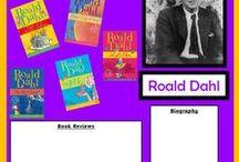 Book inspired activities / Kinderboeken - lessen