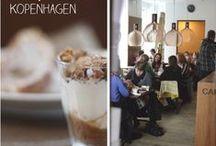Kopenhagen, Denemarken / by Ingrid Verschelling