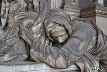 Vienna - gothic monuments of grief / Art of the Kaisergrüft and Zentralfriedhof in Vienna
