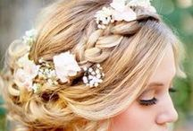 Gorgeous Hair x  / Some really pretty hairstyles x