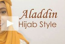 Hijab Tutorials / Hijab styles you can own :)