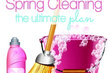 STYLEXELLE : HOME / CLEANING AND ORGANISING TIPS MOODBOARD