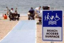 Toegankelijke stranden