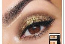 Make-up for brown_eyes