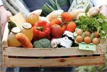 Lokaal eten / Van boer naar burger: tips om lokaal eten op je eigen bord te krijgen.
