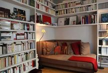Bookcases & Reading Areas
