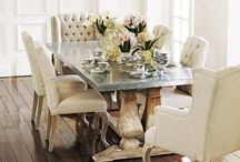 Dining Table / Lobby Ideas / Large dining room