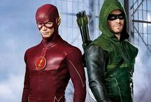 """Arrow & Flash⚡️ / The Tv-Shows Arrow and Flash. In Starling and Central City. There are some crossovers in some episodes of both series.   Arrow: """"My name is Oliver Queen. After 5 years in hell, I have come home with only one goal: to save my city. Now others have joined my crusade, to them I'm Oliver Queen. To the rest of Starling City I am someone else. I am... something else."""" Flash:  """"My name is Barry Allen and I am the fastest man alive. When I was a child I saw my mother killed by something impossible"""