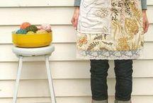 Hip in de tuin / Van werk naar moestuin naar het terras. Met deze outfits kun je overal voor de dag komen!