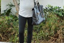Dressing the Bump / Maternity fashion