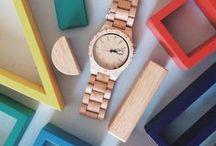 MAM. Wooden Watches | Fundas de Madera
