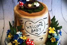 Woodland Baby Shower / by Albina S